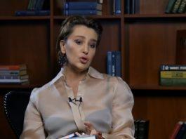 «Якщо мене змушують говорити українською - я навчилася давати раду з цим» - Єгорова поскаржилася, як її змушували говорити українською на телебаченні